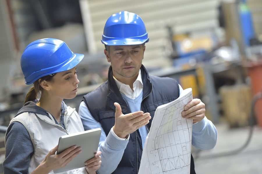 Engineers are discuss BPM System Trends 2015
