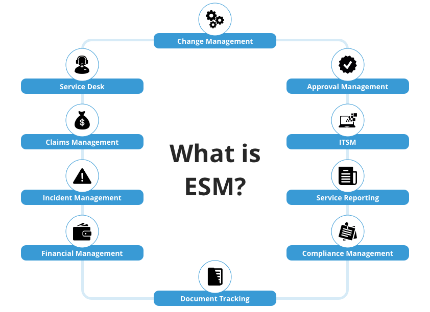 What is ESM