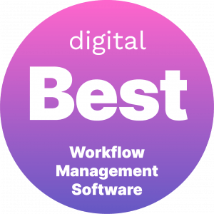 Comindware Tracker Named Best Workflow Management Software Company of 2021